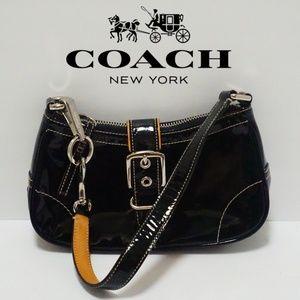 Coach black mini bag A040-6731